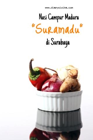 "Nasi Campur Madura ""Suramadu"" di Surabaya"