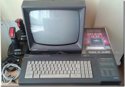 Amstrad cpc 6128 completo