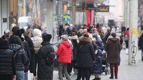 النمسا تسجيل 2457 إصابة بكورونا خلال 24 ساعة