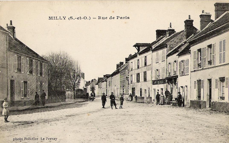 Restaurant Rue Des Carme