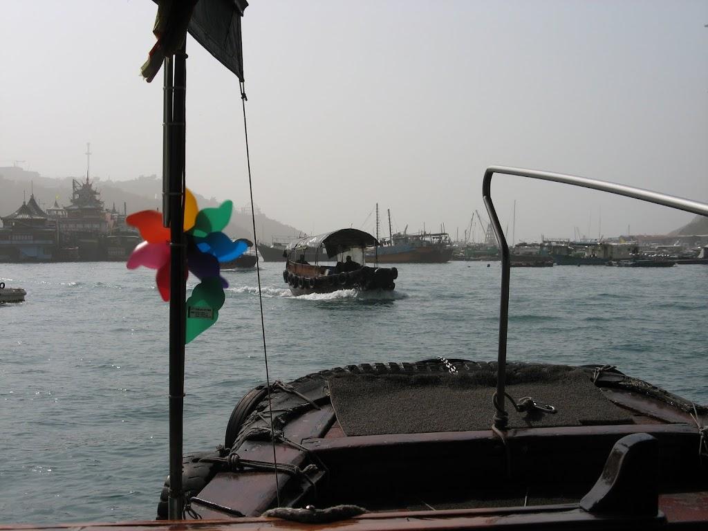 0060Cruise on Victoria Harbour