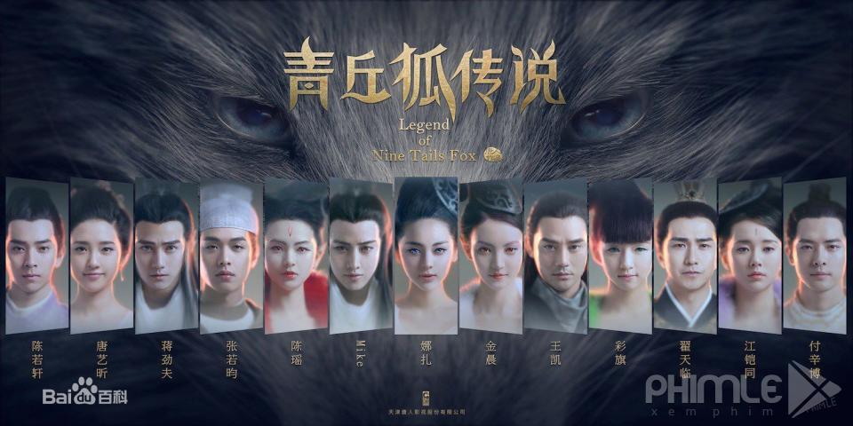 Truyền Thuyết Thanh Khâu Hồ - Legend Of Green Hill Fox