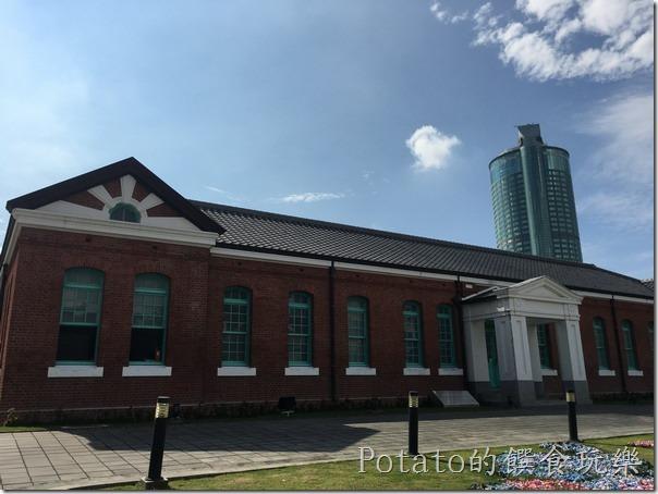 台南鐵道文化園區-台南出張所