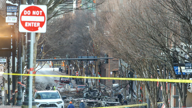 WATCH: Heroic Nashville Cop Says Voice Of God Saved His Life From Massive Bomb