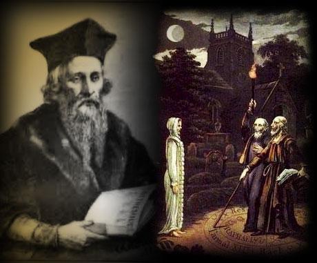 Edward Kelley Scryer To John Dee, Edward Kelley