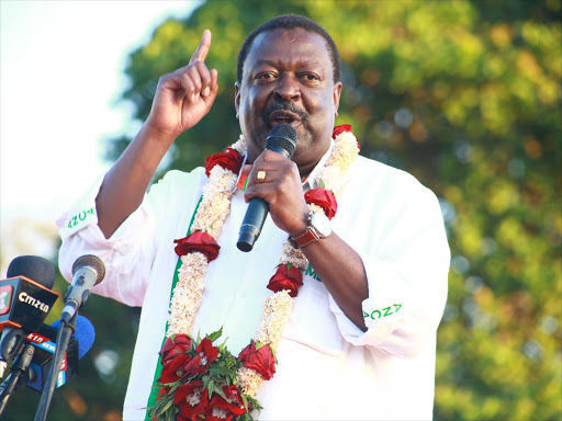 Mudavadi: Kenyans are on their own