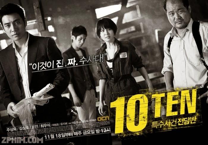 Ảnh trong phim Đội Đặc Nhiệm Ten - Special Affairs Team TEN 1
