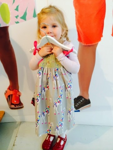 Boden SS15 Press Day Mini Boden Maegan Clement