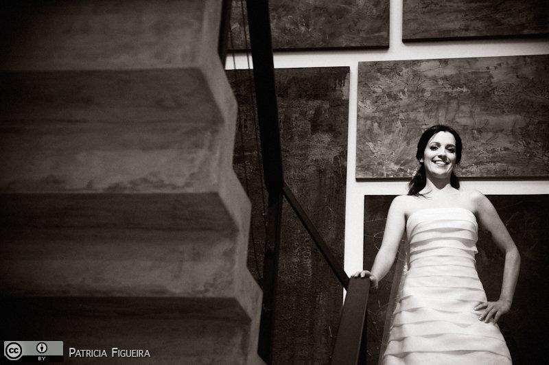Foto de casamento 0528pb de Fabiana e Guilherme. Marcações: 29/10/2010, Casamento Fabiana e Guilherme, Rio de Janeiro.