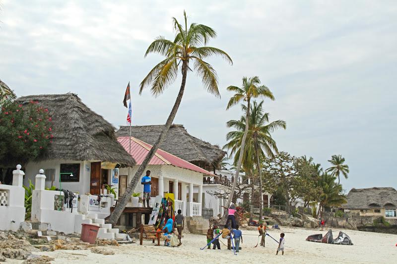 JAMBIANI, a praia que é a pérola mais bela de Zanzibar | Tanzânia