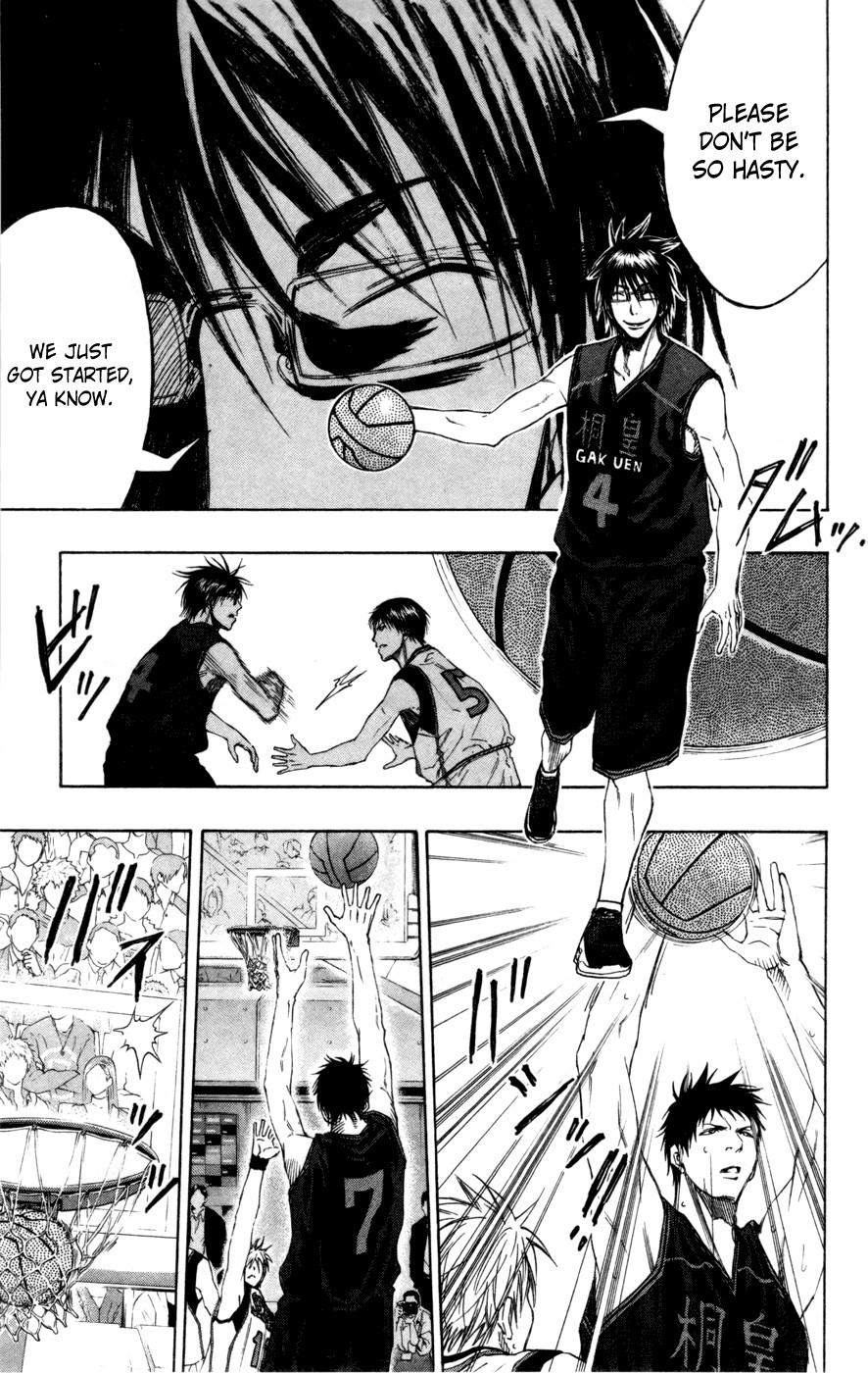 Kuroko no Basket Manga Chapter 116 - Image 12
