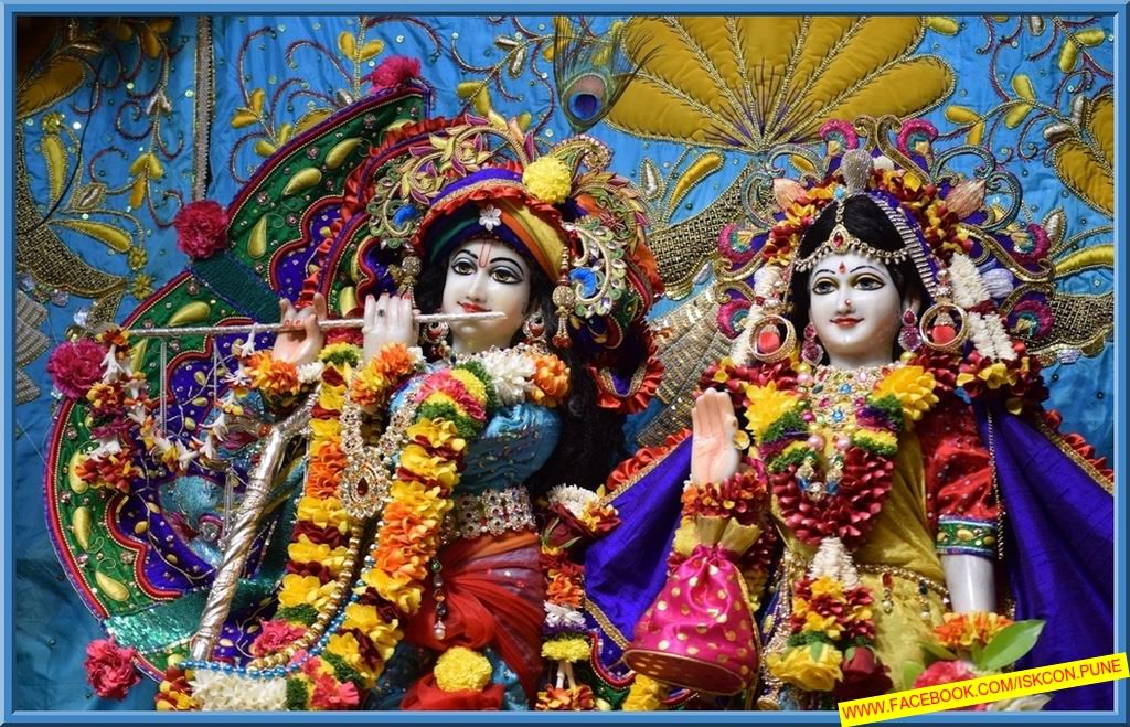 ISKCON Pune Camp Deity Darshan 05 Jan 2017 (4)