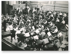 August 26 1939 The NBC Symphony Debuts In Arch Obolers Plays