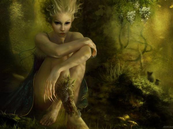 Goddess Kermeese, Gods And Goddesses 1