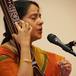 Dr. Desai, a contemplative artist of Hindustani vocal music, hosted a retreat in which she performed and taught us about Vedic chanting, classical music, and khayal.