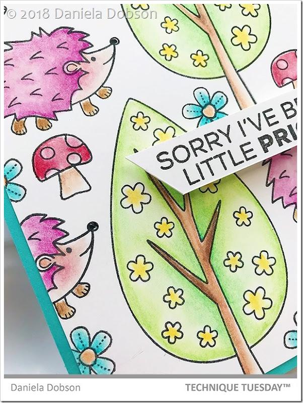 Prickly close by Daniela Dobson