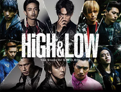 [ドラマ] HiGH&LOW〜THE STORY OF S.W.O.R.D.〜 (2015)