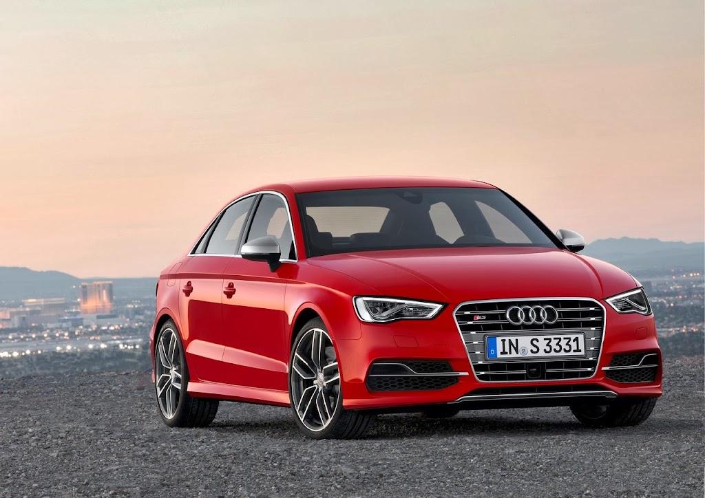 003 2015 Audi S3 Sedan