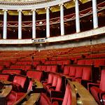 Assemblée nationale : l'hémicyle