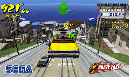 Crazy Taxi Classic 2.6 screenshots 1