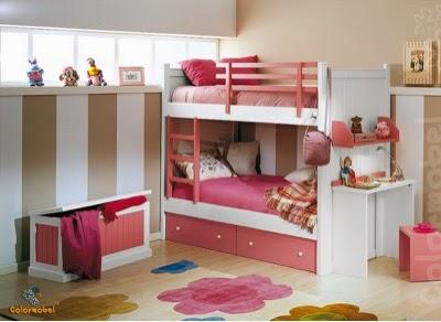 Xikara fuenlabrada for Habitaciones infantiles bonitas