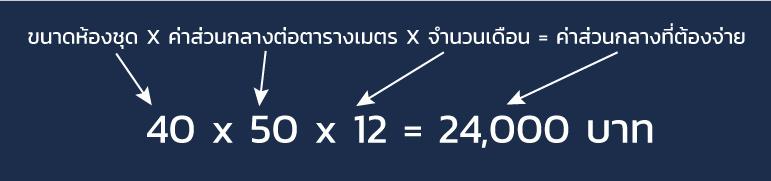 รูปบทความ : สถิติค่าส่วนกลางคอนโด กรุงเทพฯ… อัพเดดข้อมูล ปี 2562