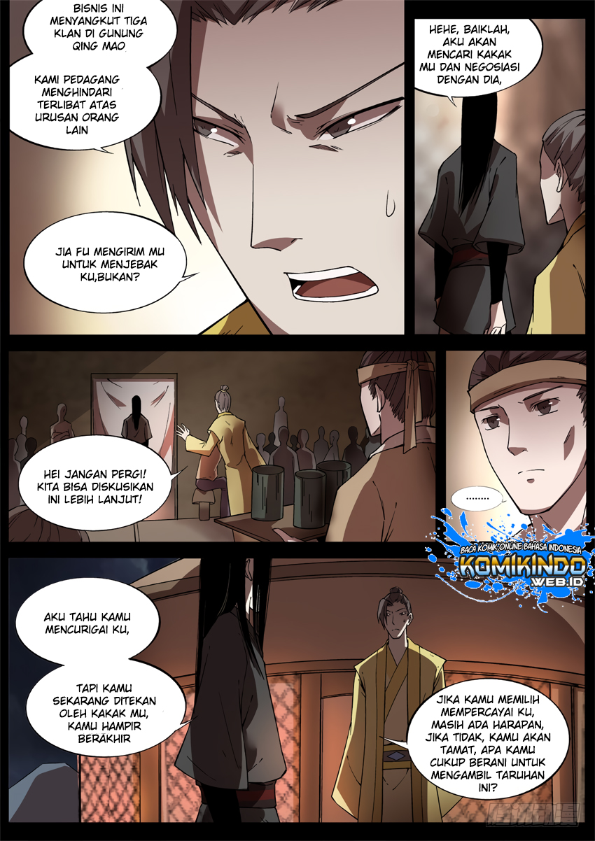 Master of Gu Chapter 39
