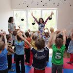 Warsztaty bębniarskie w przedszkolu CET