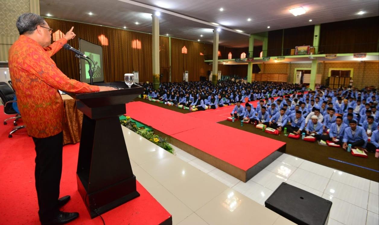 Konsep Pemimpin Menurut  Gubernur Sulsel Nurdin Abdullah