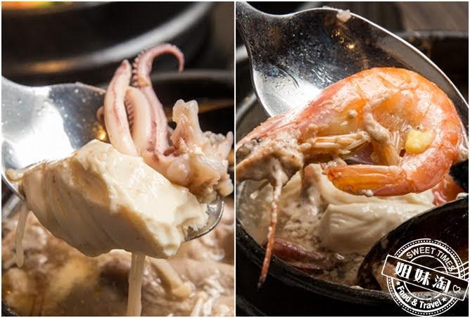 玉豆腐韓國家庭料理綜合不辣嫩豆腐煲