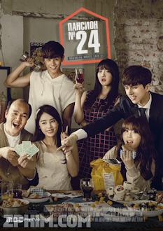 Nhà Trọ Kỳ Quái Số 24 - Boarding House No. 24 (2014) Poster