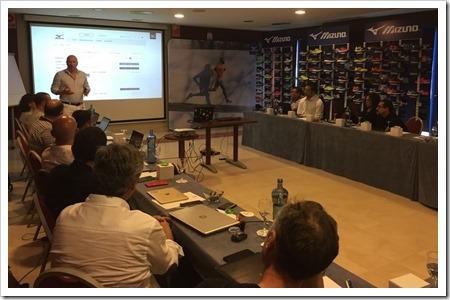 Mizuno Iberia reforzará su imagen multideporte en sus colecciones para 2019.