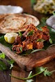Mangalorean Paneer Ghee Roast Recipe