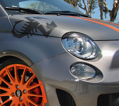 MADNESS Edition Fiat 500 Abarth