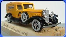 4065 CADILLAC V16 livraison Waterman 1931