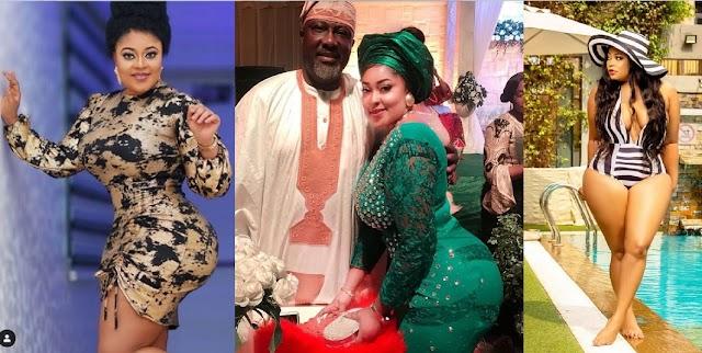 Actress Omoborty Okeowo Finally Opens up on Dating Senator Dino Melaye