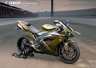 modifikasi motor sport yamaha  paling bagus