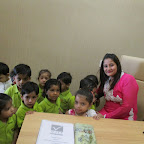 School Visit(Witty World, Nursery) 26.04.17