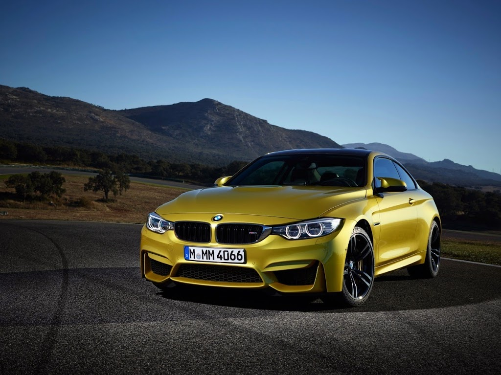 2015 BMW M4 Coupe 18