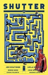 Actualización 17/05/2017: Agregamos Shutter #21, con juego de laberinto incluído, traducido por Cosma Fulanita y maquetado por Arsenio Lupín, para La Mansión del CRG y How To Arsenio Lupín.