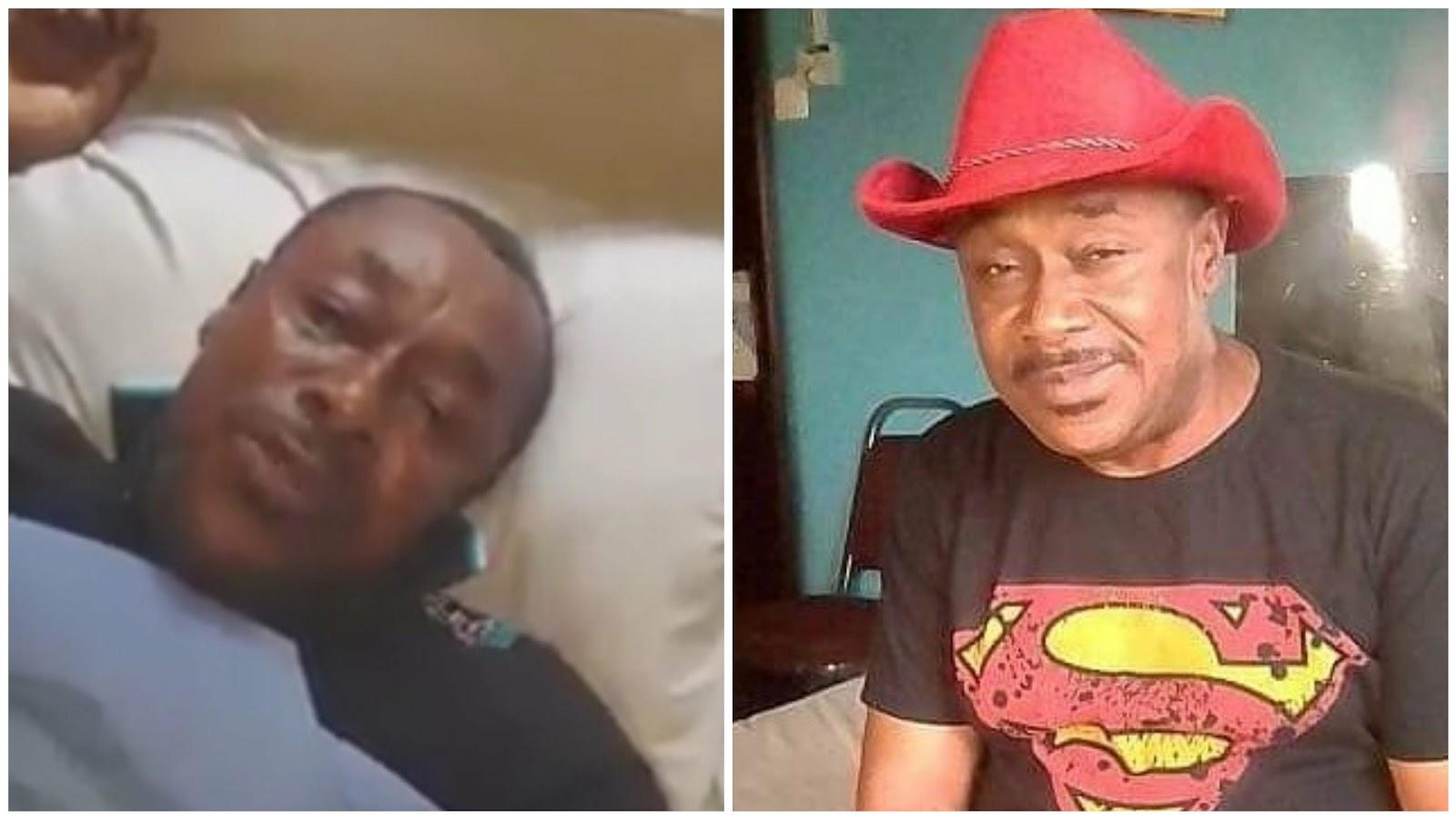 Nollywood veteran actor, Amb. Rich Oganiru, dies after battling with brief  illness