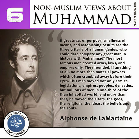 lamartine muslim 2 quotes from history of turkey: 'if greatness of purpose, smallness of means, and astonishing results are the three criteria of a human genius, who coul.