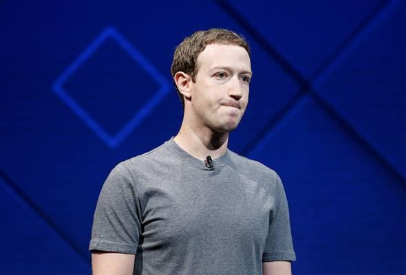 Mark Zuckerberg 'berdiam diri' selama lima hari, ramai persoal kredibiliti Facebook