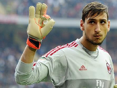 Donnarumma: Tôi muốn gắn bó với Milan