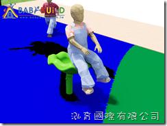 BabyBuild 共融轉椅