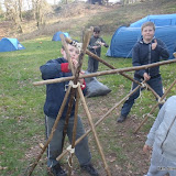 Scout Camp - Kibb April 2013