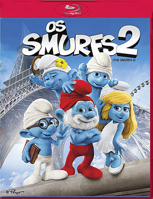 Baixar Torrent Os Smurfs 2 BDRip Dual Audio Download Grátis