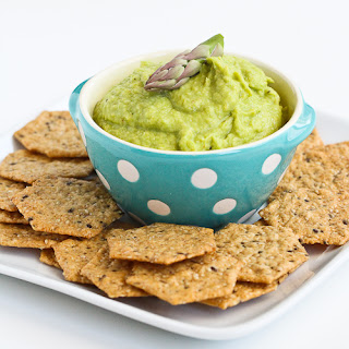 Asparagus Hummus Recipe for Healthy Snacking