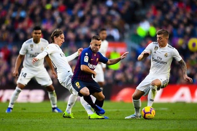 Laliga Announces Fixtures, See Barcelona And Real Madrid El Classico Date