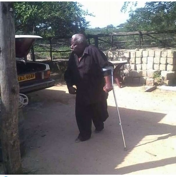former Mariakani councillor Kahindi Jogolo